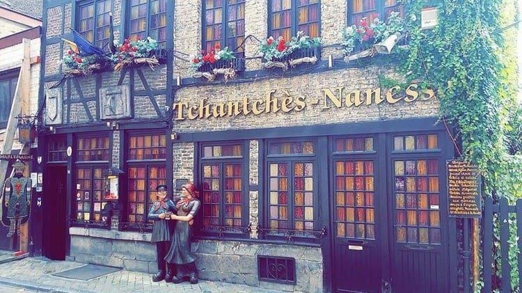 Réalisation de Taverne Tchantchès & Nanesse