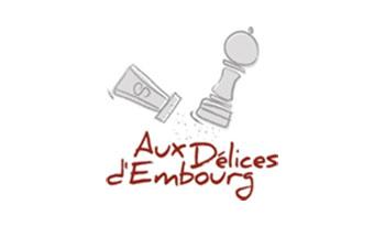 Logo de Aux delices d'Embourg